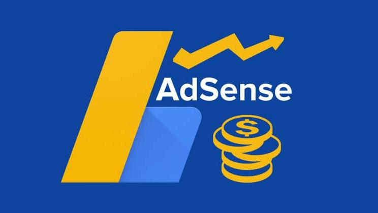 Chọn google adsense