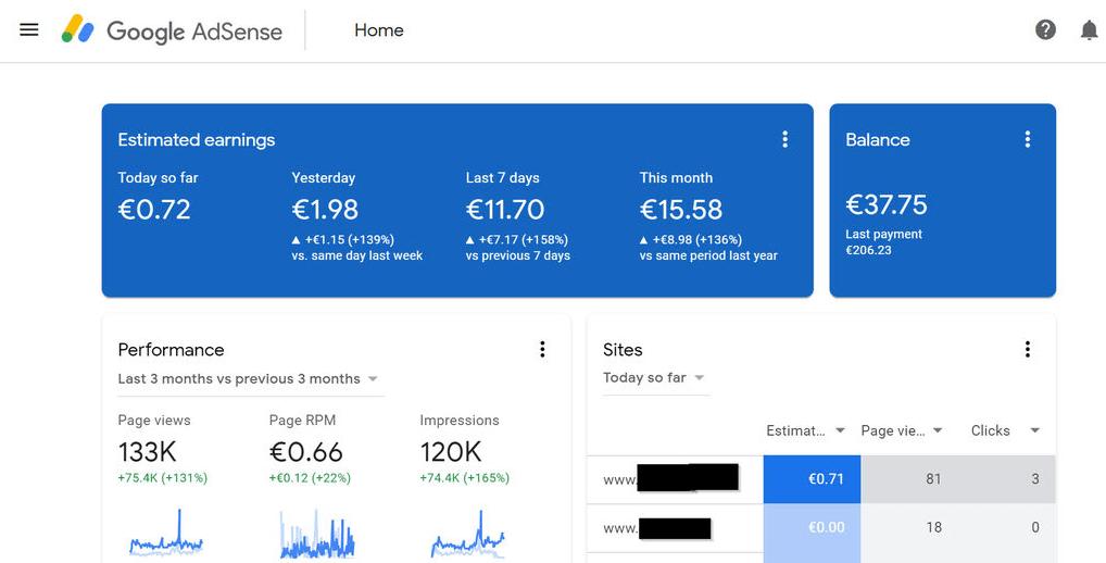 Một số lưu ý khi thực hiện Google adsense cho website