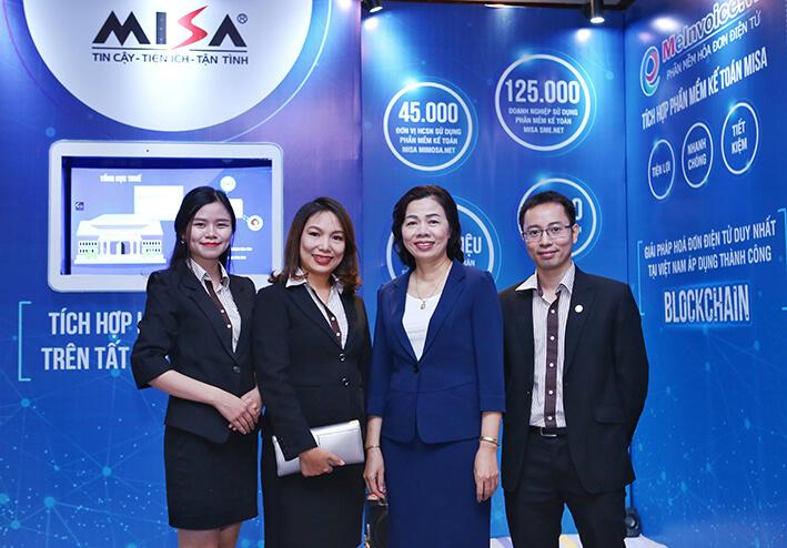 Công ty MISA đã và đang là đối tác với nhiều doanh nghiệp lớn
