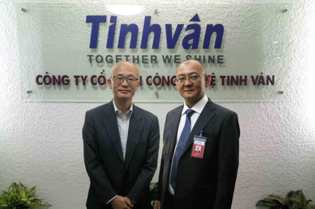 Tinh Vân Group luôn là sự lựa chọn của nhiều doanh nghiệp