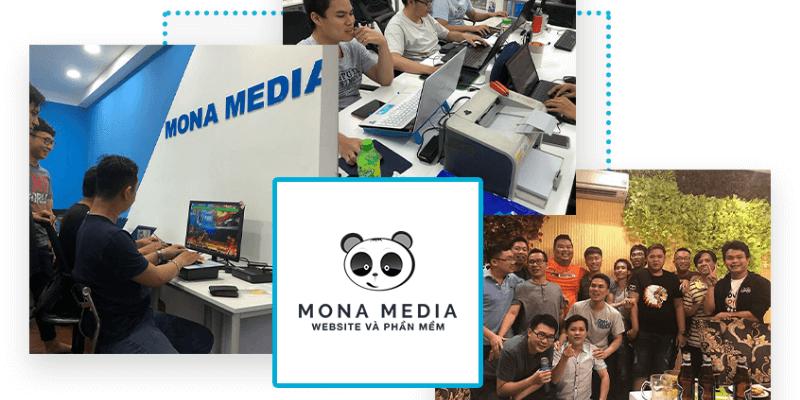 công ty gia công phần mềm mona media